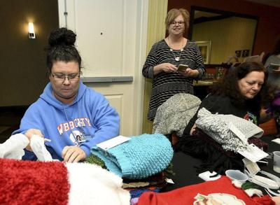 Collection centers now open for Chase the Chill donations