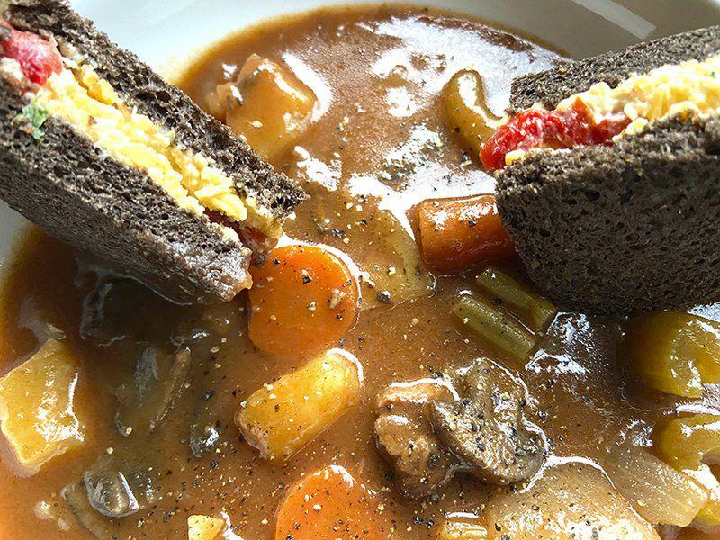 Josie Mai: Gravy gives beef stew hearty, filling flavor