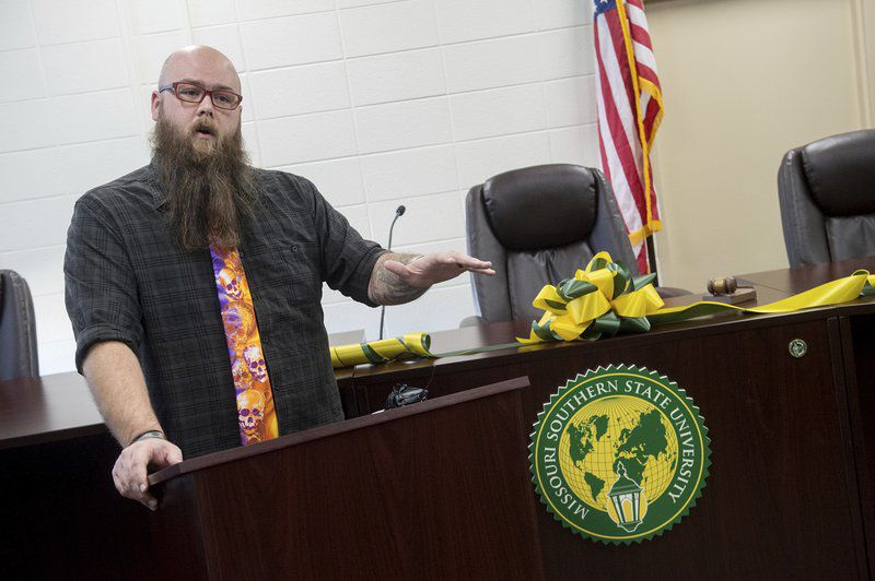 MSSU brings judicial learning to life with mock courtroom
