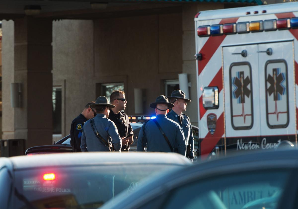 Shooting Update: UPDATE: Shooting Suspect Emerges Injured, Taken Into