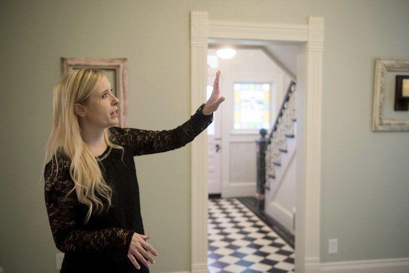 Old house helps Joplin woman fulfill dream