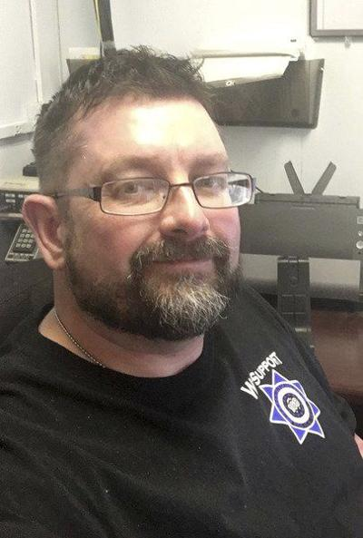 'Back where I need to be': Burned Baxter Springs police officer returns to work