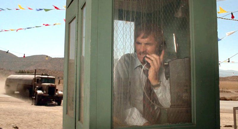 Bill Caldwell: Actor Dennis Weaver portrayed characters from