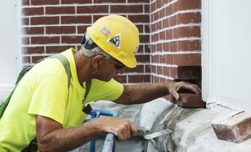 Joplin's Schifferdecker House receives structural makeover