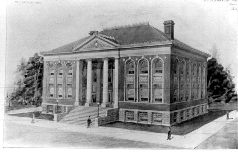 Bill Caldwell: Joplin's Carnegie Library 'milestone in