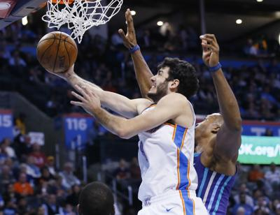 Hornets Thunder Basketball
