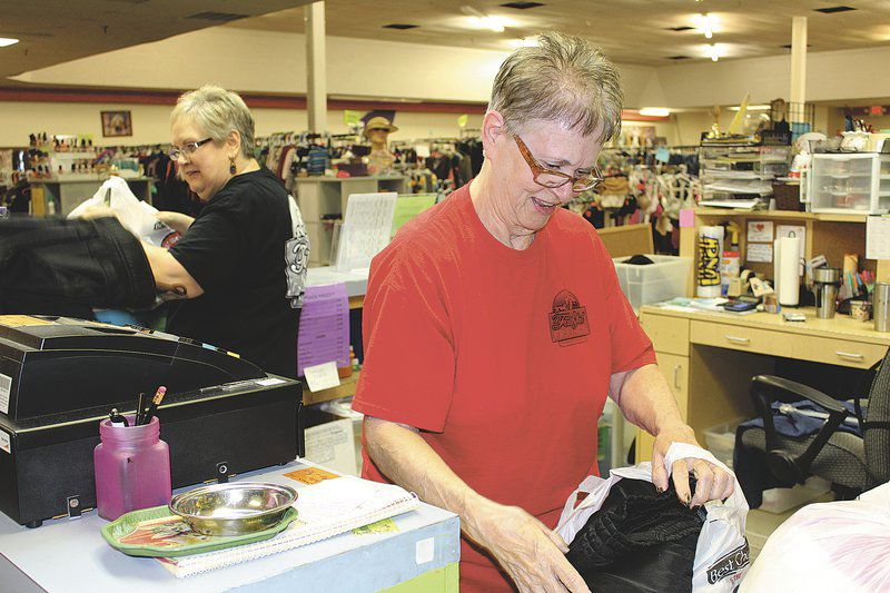 Kevin McClintock: Neosho thrift store keeps FFAA no-kill shelter up and running