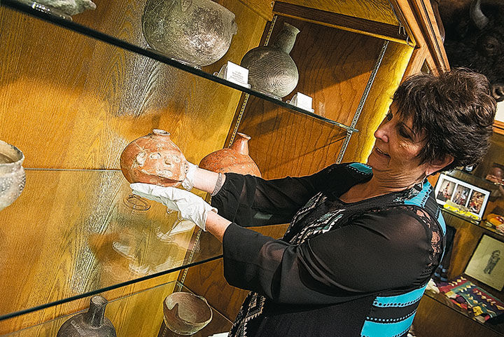 Quapaw tribe continues repatriation efforts of cultural items