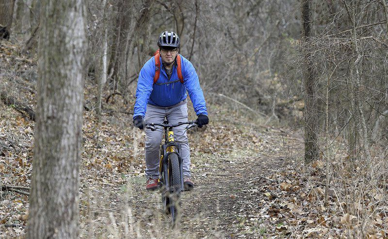 Meddle to pedal: Neosho carrying out two-year plan for developing bike trails at Morse Park