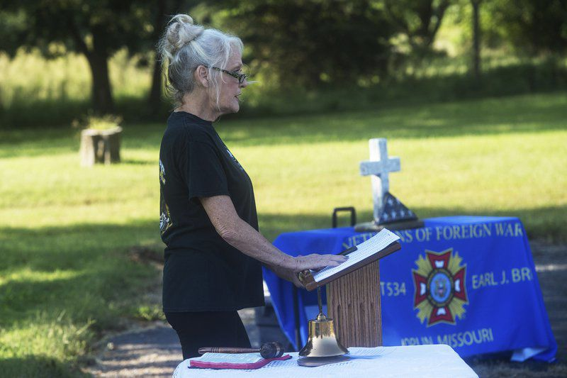 Local VFW post honors fallen heroes, victims of 9/11