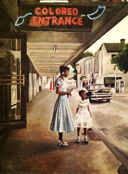 Ex-Joplinite brings exhibit honoring East Town to Spiva