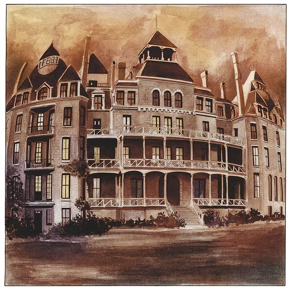Webb City artist to publish graphic novel about Crescent Hotel's dark history