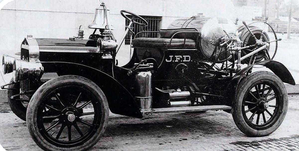 091821 Joplin Fire Dept Goat 1907
