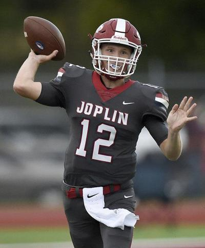 Joplin's Tash sets national prep football record
