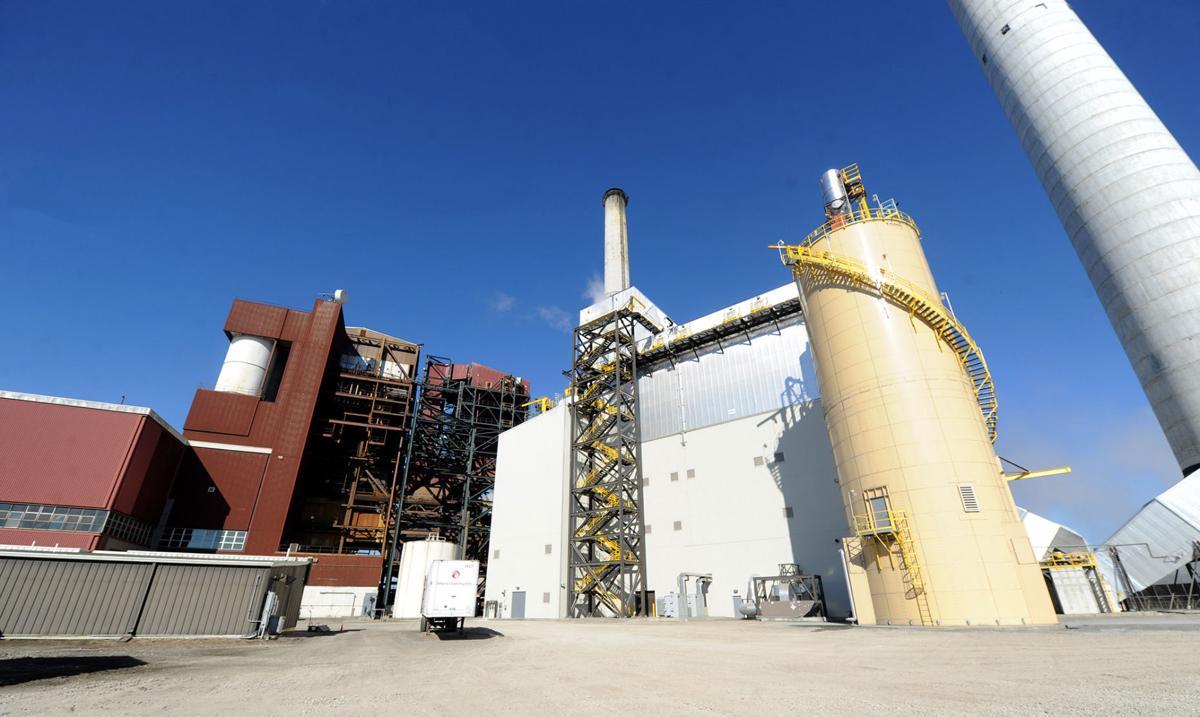Asbury power plant