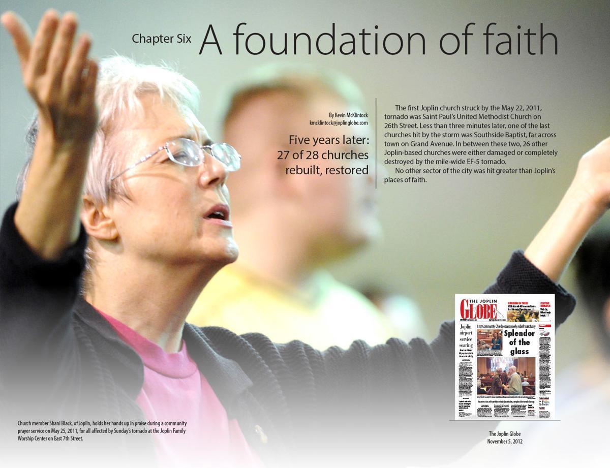 Chapter Six A Foundation Of Faith Joplin Strong Joplin Proud A
