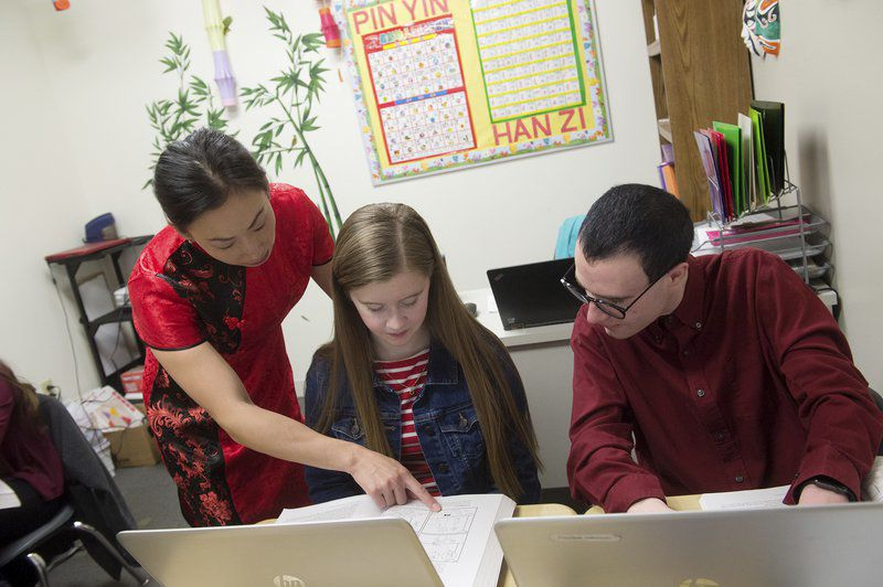 As Confucius Institutes close, Thomas Jefferson teacher launches her own Chinese competition
