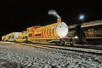 KCS Holiday Express tour to make stops in area next month