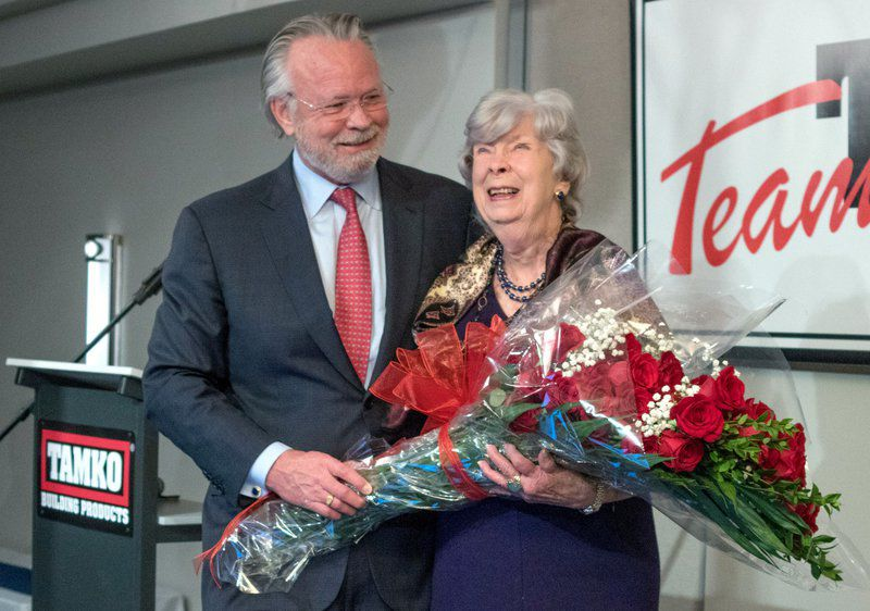 Born into business: Ethelmae Humphreys is 70-year 'matriarch' of roofing industry