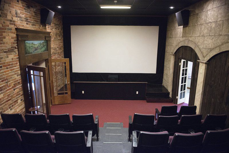 Movies Joplin Mo >> Sharing Their Screen Joplin Couple Excited To Share Indie Movies At