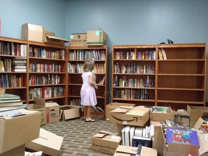Carl Junction community library making strides, exploring options for expansion