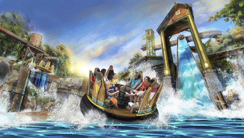 New water ride part of $30 million expansion at Silver Dollar City