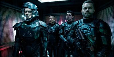 """""""The Expanse"""""""