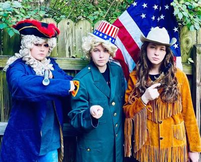 Hilarious history: Upcoming production features fast pace without politics
