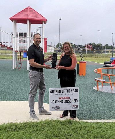 School occupational therapist named Carl Junction Citizen of the Year