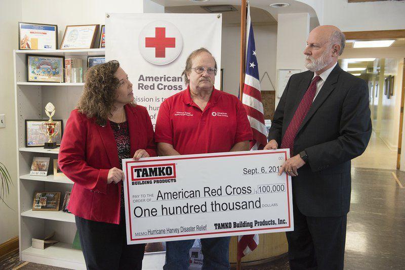 Tamko Christmas Card 2020 TAMKO donates $100,000 for hurricane relief   Local News