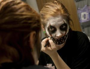 Webb City artist brings horror to life with special effects makeup
