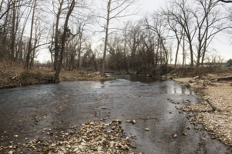 Andy Ostmeyer: Hickory Creek — trout fishing with a rock bass bonus