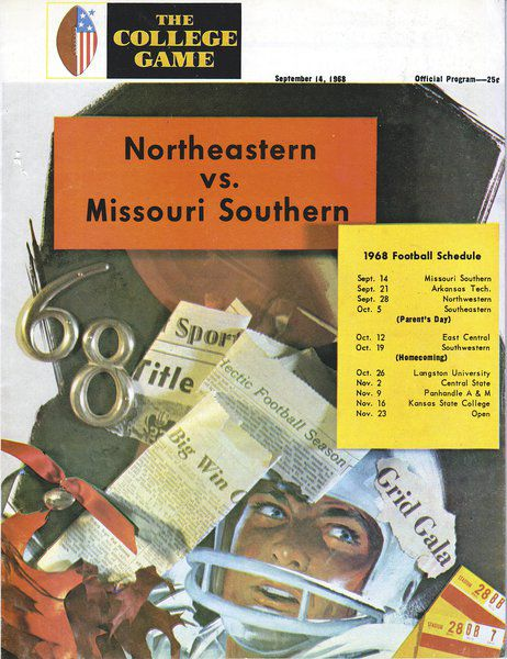 Missouri Southern played first football game as four-year school 50 years ago Friday