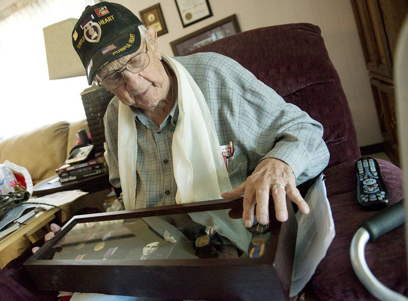 Homer Cole remembered as war veteran, civic leader, loyal supporter