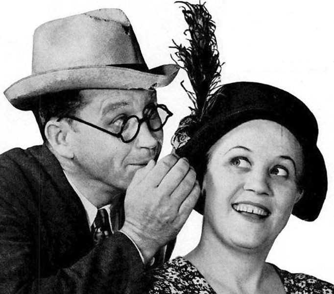Bill Caldwell: Tuesday nights were saved for Fibber McGee and Molly