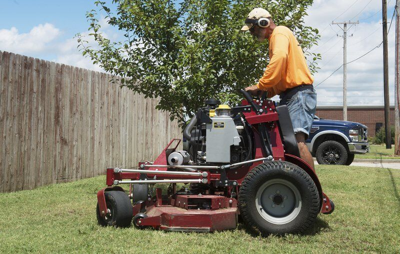 Thinking lawn mower safety can prevent tragedy