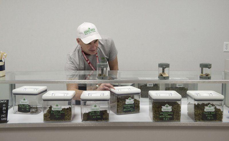 Medical marijuana dispensaries finding success in Oklahoma