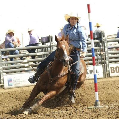 af5071e8f0 Diamond s Riley Moore ready for youth rodeos