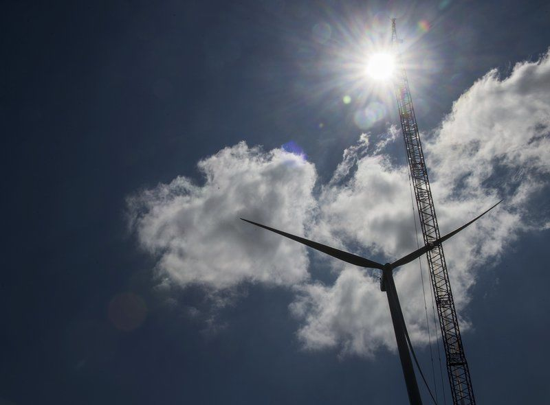 Liberty completes first turbine in Southwest Missouri as part of 600-megawatt wind farm