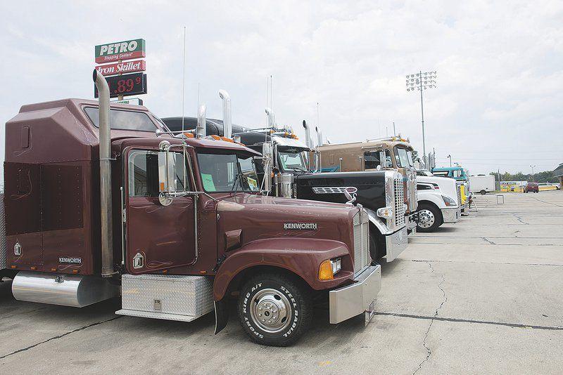 Petro Joplin Mo >> Joplin Truckers Jamboree A Celebration Of Area Truck Drivers