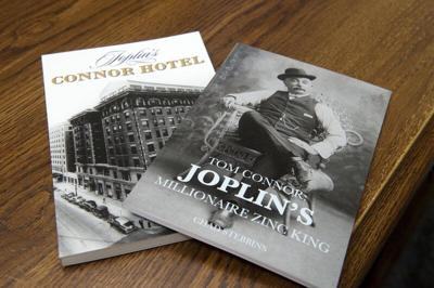 New book details history of Joplin's Connor Hotel