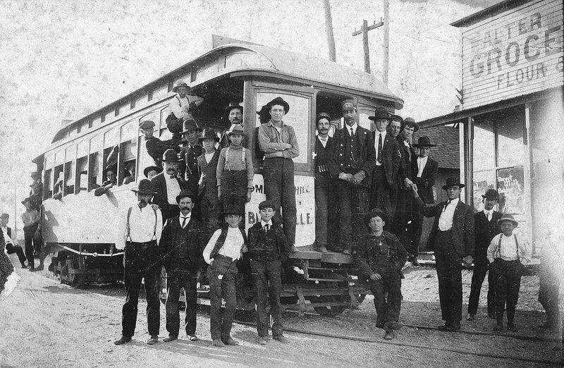 Bill Caldwell: Streetcar lines tied suburbs to Joplin