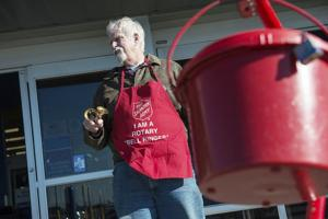 Time of need: Salvation Army campaign lagging in donations, volunteers