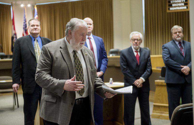 Joplin city officials, community meet finalists for city manager