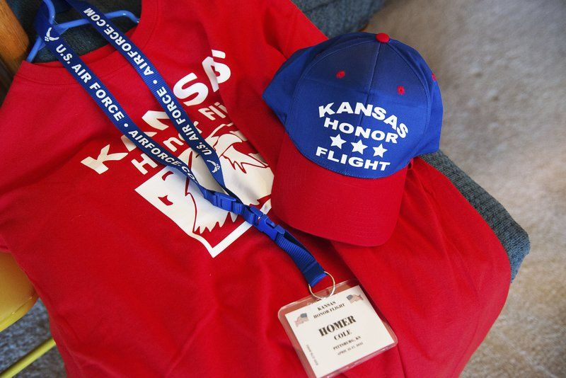 Area World War II vets chosen for Honor Flight to see national memorial