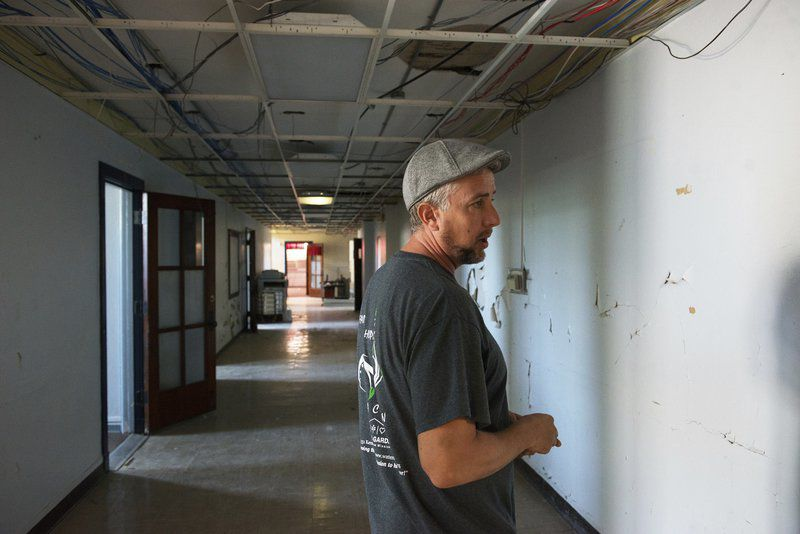 Watered Gardens shifts focus to renovation of Washington Education Center