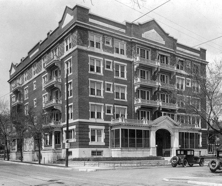 Globe Apartments: Historic Olivia Apartments Sold To Springfield Developer
