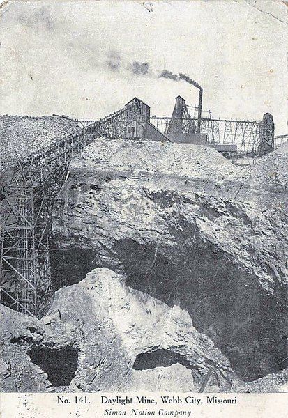 Bill Caldwell: Cave-ins a legacy of district mines