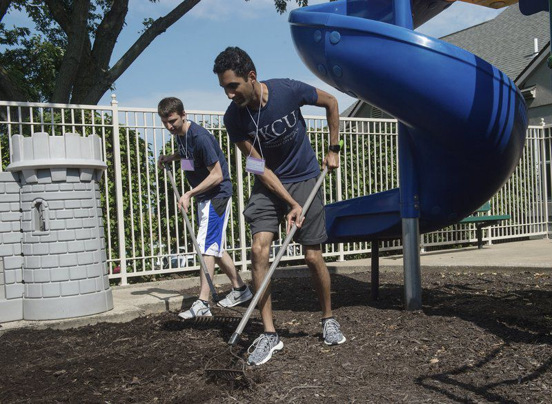 KCU students immerse themselves in community service