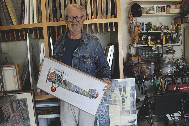 Joplin artist honored by upcoming Spiva exhibit of his life's work